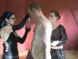 Amateurvideo Die Atemkontrolle from EROnight