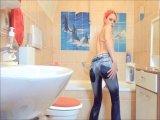 Amateurvideo 3 Geile versaute Ns Jeans Hosen von FeuchtundHeiss