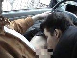 Amateurvideo während der Fahrt geblasen bis er spritzt von crazy1963