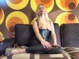 Amateurvideo Abrichtung zum Spermaschlucker von XPoppSieX