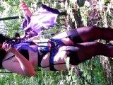 Amateurvideo 4,2 MIN.SPANNERFUTTER AUF DEM PARKPLATZ von ringanalog