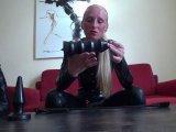 Amateurvideo Deine Ausbildung zur Anal-Nutte von LadyKacyKisha