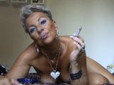 Amateurvideo Milf -Smoking DIRTY TALK... von Sachsenlady