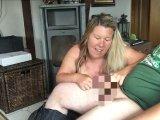 Amateurvideo Melking Point - ich krieg sein Sperma Doch !!!! von KimVanDyke