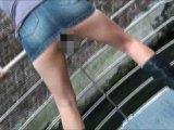Amateurvideo Outdoorpiss mal drei von BarbaraBach