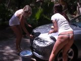 Amateurvideo HOT Carwash von SusiNRW