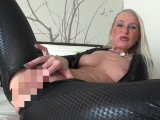 Amateurvideo Wetlook Bitch - Wichsanleitung von LadyKacyKisha