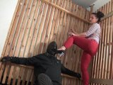 Amateurvideo Wehrlos in Gefangenschaft von Andrea_18