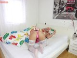 Amateurvideo Mein erster Weck Fick Service, POV from Annabel_Massina