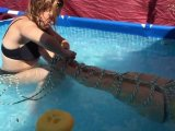 Amateurvideo Mermaid Bondage von BondageMallorca