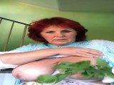 Amateurvideo Brennessel in der Fotzen von hexse68
