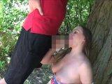Amateurvideo geiler outdoor public sex am waldstück am autobahn parkplat von DonJohnXXX