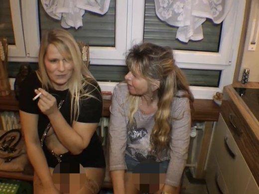 Amateurvideo Extrem Hausfrauen NS Report von SusiNRW
