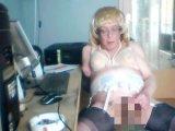 Amateurvideo Wieder ein Tampon in meiner Arschvotze! von Schwanzmaedel12