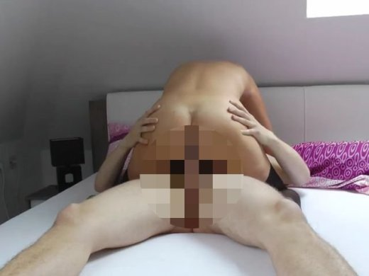 Amateurvideo Privates Tape mit jungem Lover (UNCUT) von DirtyTina