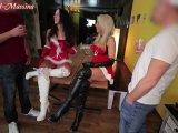 Amateurvideo Perverser 4er Fick während der Betriebs Weihnachtsfeier von Annabel_Massina