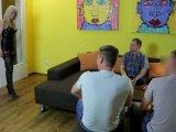 Amateurvideo Hobbyhure im Gangbang Rausch! Sperma-Fickfest auf JGA von Daynia