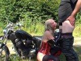 Amateurvideo Parkplatz Sex - 20 X 5 Saftschwanz Date von LadyKacyKisha