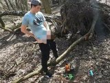 Amateurvideo Kundenwunsch - Lennys Schuhe zerstört! von Zartes_Fleisch