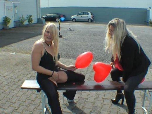 Ballon Milfs