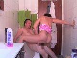 Amateurvideo AO gefickt - Geschwängert im Badezimmer?! von Popp_Sylvie