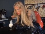 Amateurvideo Wrapped, Vacuum, Tease and Denial Part 1 from Calea_Toxic