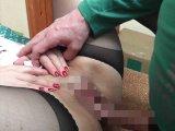 Amateurvideo RiesenCumshot auf Nylonmilf from SexKatze
