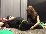 Amateurvideo Shibari mit Frank from ProfeHera