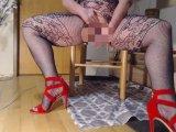 Amateurvideo Geil in roten Heels from Animar2226
