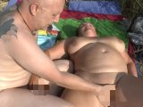 Amateurvideo Squirting und Fingern am See 1 from crazy1963